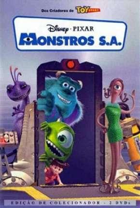 Monstros S.A. - DVD-R