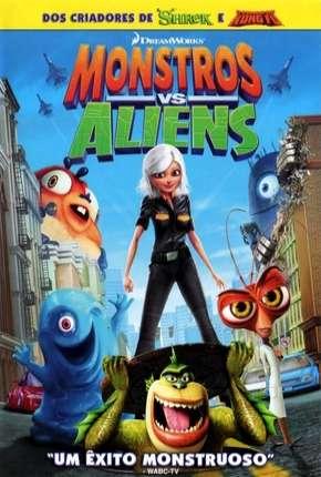 Filme Monstros vs. Alienigenas e Extras Download