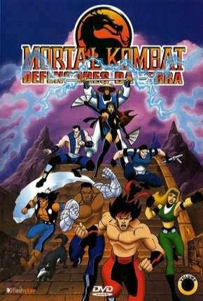 Mortal Kombat - Defensores da Terra - Completo