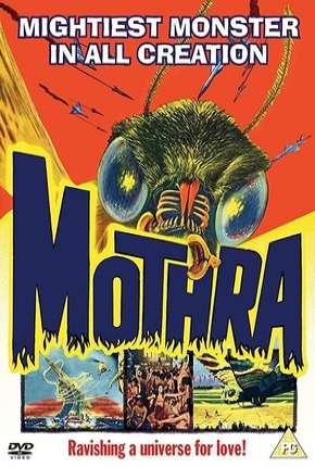 Mothra - A Deusa Selvagem
