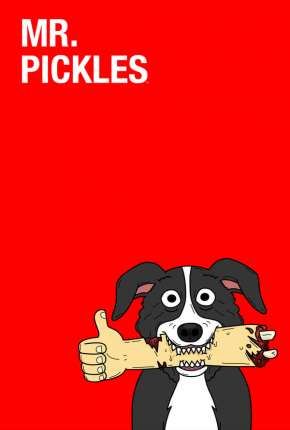 Capa Mr. Pickles - 4ª Temporada Legendada