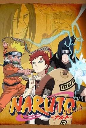 Naruto Clássico - 3ª Temporada