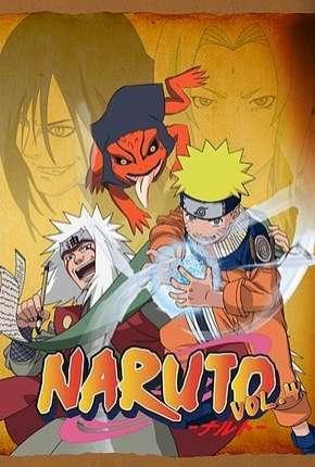 Naruto Clássico - 4ª Temporada