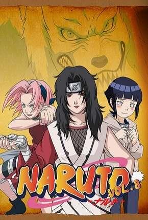 Naruto Clássico - 8ª Temporada