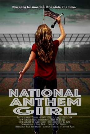 National Anthem Girl - Legendado