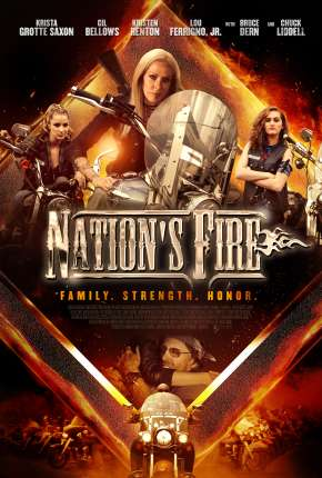 Nations Fire - Legendado