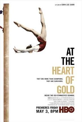 No Coração do Ouro - O Escândalo da Seleção Americana de Ginástica