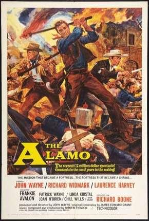 O Álamo - DVD-R