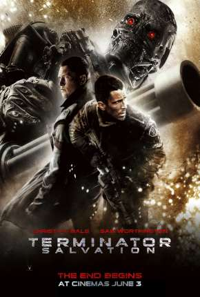 Filme O Exterminador do Futuro - A Salvação - IMAX OPEN MATTE - Versão do Cinema Download