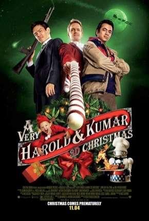 Filme O Natal Maluco de Harold e Kumar Download