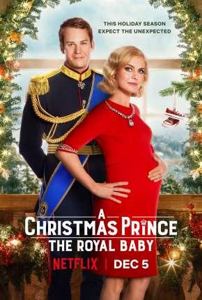 O Príncipe do Natal - O Bebê Real
