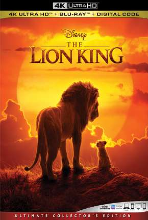 O Rei Leão - 4K
