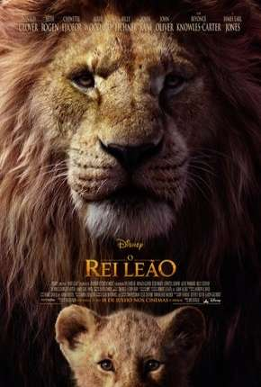 Poster O Rei Leão - The Lion King