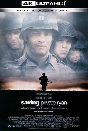 O Resgate do Soldado Ryan - 4K