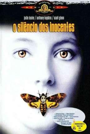 O Silêncio dos Inocentes DVD-R