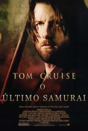 O Último Samurai - DVD-R