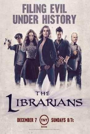 Os Bibliotecários - 1ª Temporada