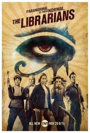 Os Bibliotecários - 3ª Temporada