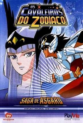 Os Cavaleiros do Zodíaco - Saga 2 - Asgard