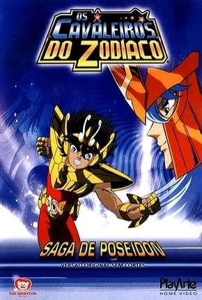 Os Cavaleiros do Zodíaco - Saga 3 - Poseidon