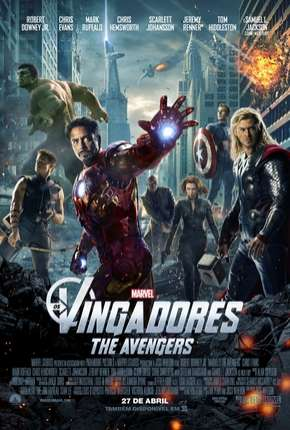 Filme Os Vingadores 60 FPS Download