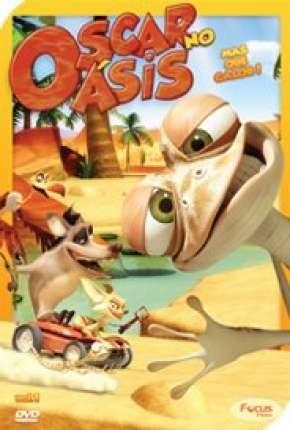 Oscar no oasis - Mas que calor
