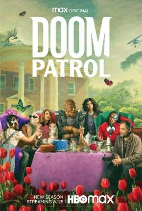 Patrulha do Destino - Doom Patrol 2ª Temporada Legendada