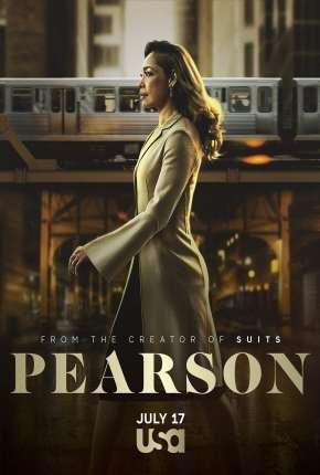 Pearson - 1ª Temporada Legendada