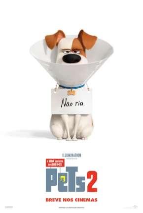 Capa Pets - A Vida Secreta dos Bichos 2 - Legendado