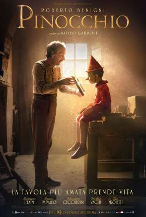 Filme Pinocchio - CAM - Legendado Download