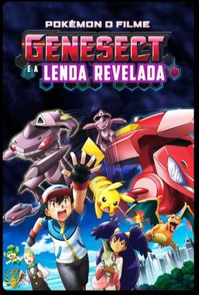 Pokémon - O Filme - Genesect e a Lenda Revelada BluRay