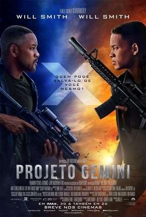 Projeto Gemini - Blu-Ray