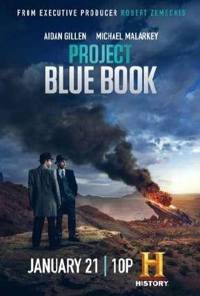 Projeto Livro Azul - 2ª Temporada Legendada