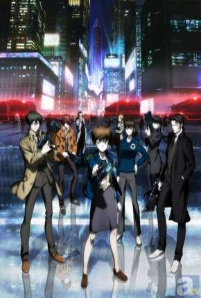Psycho-Pass - 2ª Temporada Legendada