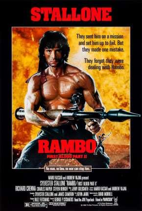 Rambo 2 - A Missão - BD-R