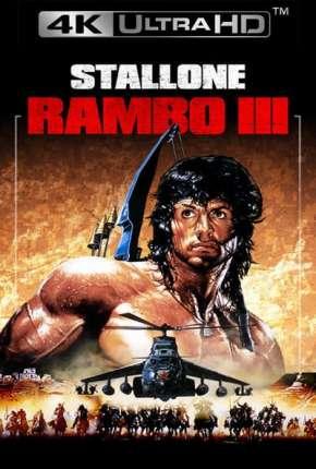 Rambo 3 - 4K