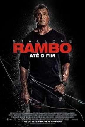 Capa Rambo - Até o Fim - Legendado BluRay