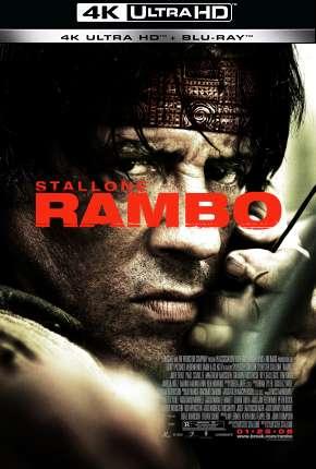 Rambo IV - Versão do Cinema - 4K