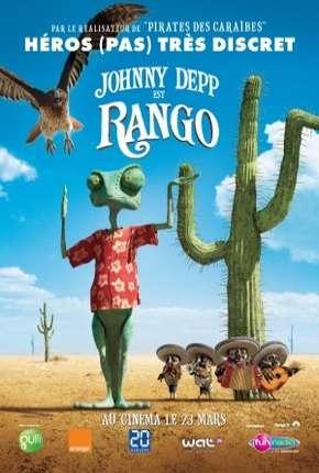 Rango - Versão Estendida BluRay