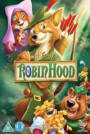 Robin Hood - Animação