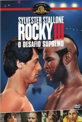 Rocky III - O Desafio Supremo BluRay