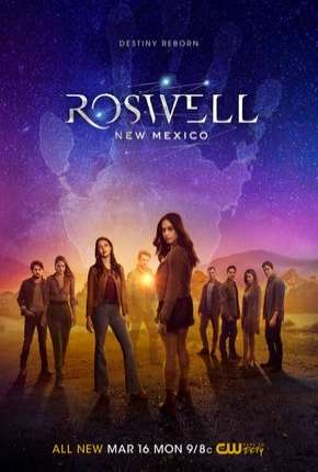 Roswell, New Mexico - 2ª Temporada Legendada