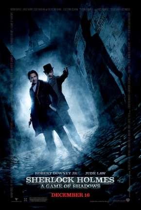 Sherlock Holmes - O Jogo de Sombras - DVD-R