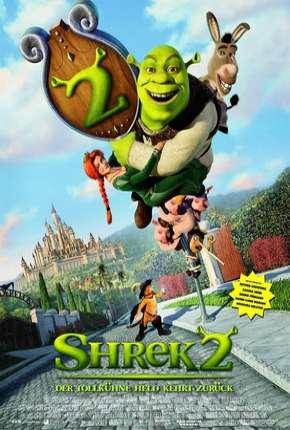 Shrek 2 - IMAX OPEN MATTE