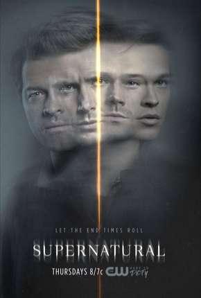 Sobrenatural - 14ª Temporada Completa