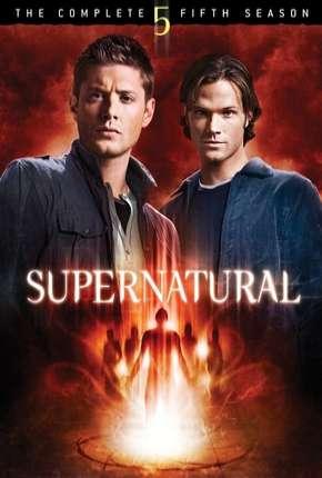 Sobrenatural - 5ª Temporada Completa