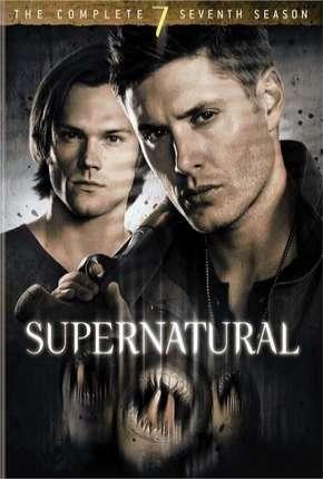 Sobrenatural - 7ª Temporada Completa
