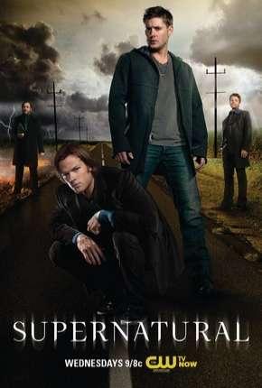 Sobrenatural - 8ª Temporada Completa