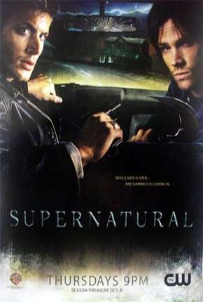 Sobrenatural - Supernatural 2ª Temporada