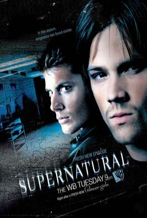 Sobrenatural - Supernatural 3ª Temporada